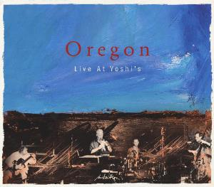 Live At Yoshi's by OREGON album cover