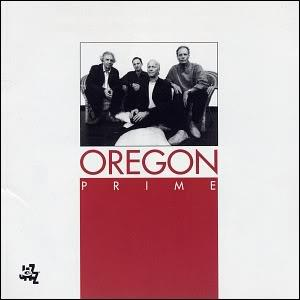Oregon Prime album cover