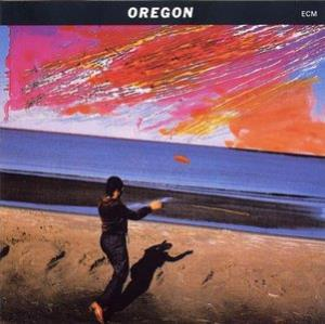 Oregon by OREGON album cover