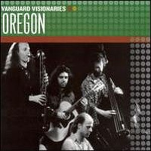 Oregon Vanguard Visionaries album cover