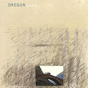 Oregon - Crossing CD (album) cover