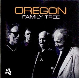 Oregon Family Tree album cover