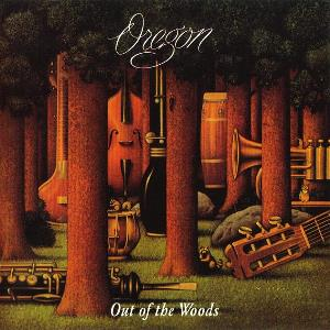 Oregon Out of the Woods album cover
