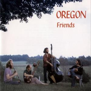 Oregon Friends album cover