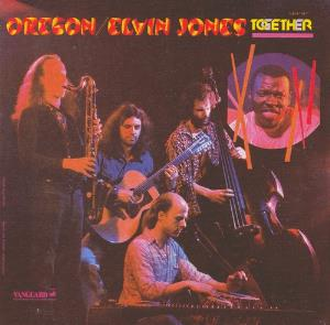 Oregon Together (With Elvin Jones) album cover