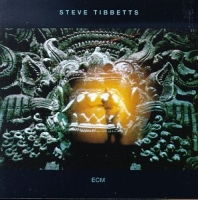 Steve Tibbetts - The Fall of Us All CD (album) cover
