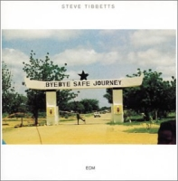 Steve Tibbetts Safe Journey album cover