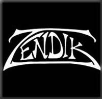 Zendik - The Album by ZENDIK, WULF album cover
