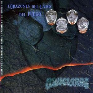 Corazones Del Lado Del Fuego by AQUELARRE album cover