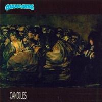 Candiles by AQUELARRE album cover