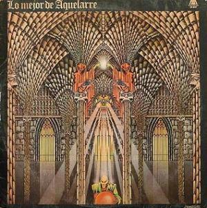 Lo Mejor De Aquelarre by AQUELARRE album cover