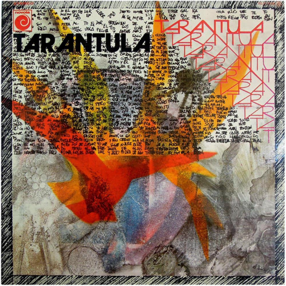 Tarantula by TARANTULA album cover