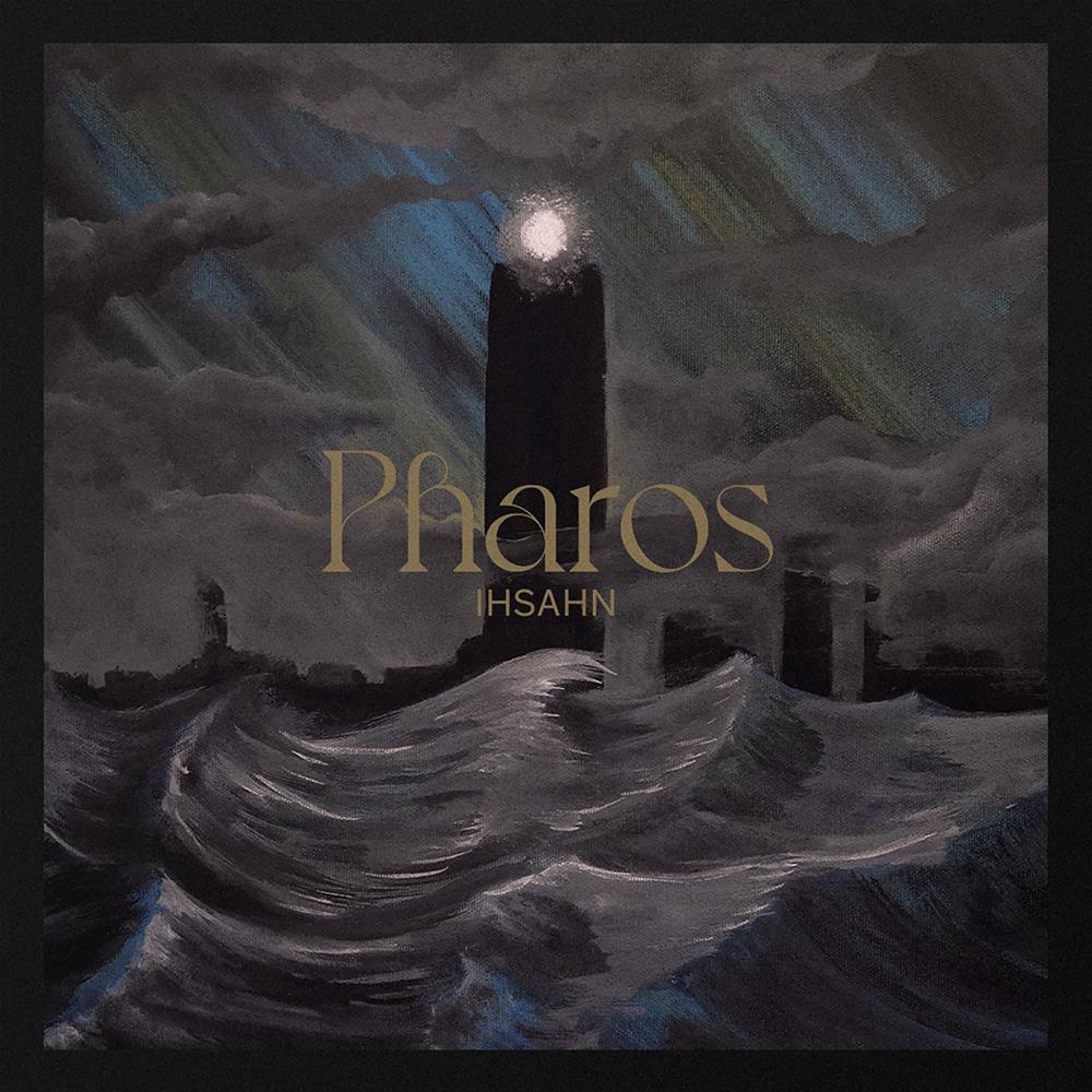 Pharos by IHSAHN album cover