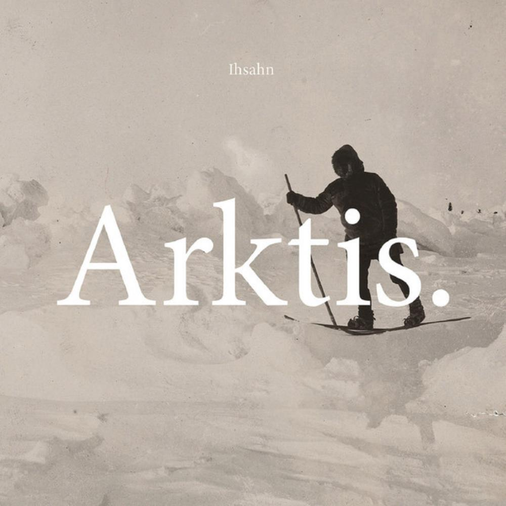 Ihsahn Arktis. album cover