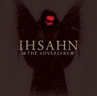 Ihsahn - The Adversary CD (album) cover