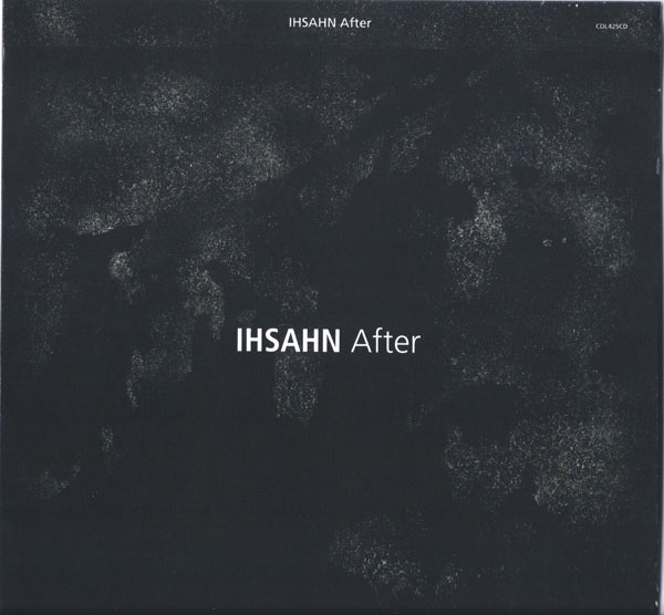Ihsahn After album cover