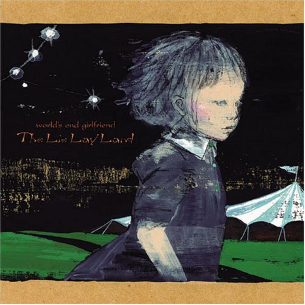 The Lie Lay Land by WORLD'S END GIRLFRIEND album cover