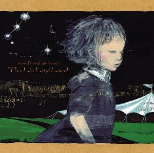 World's End Girlfriend - The Lie Lay Land CD (album) cover