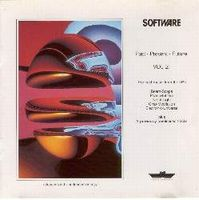 Software - Past-Present-Future Volume II CD (album) cover