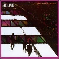 Group 87 - A Career in Dada Processing CD (album) cover