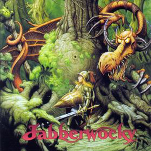 Jabberwocky  by NOLAN & WAKEMAN album cover