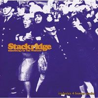 Stackridge Something For The Weekend album cover
