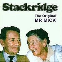 Stackridge The Original Mr Mick album cover