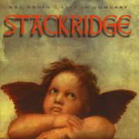 Stackridge BBC Radio 1 Live In Concert album cover