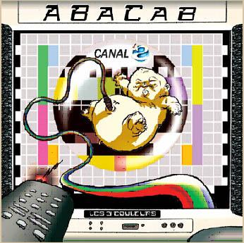 Les 3 Couleurs by ABACAB album cover