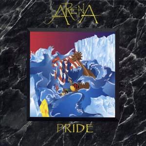 Arena - Pride CD (album) cover