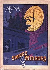 Arena Smoke & Mirrors album cover