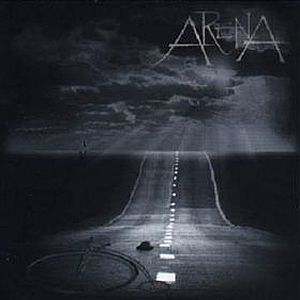 Arena - The Visitor  (Revisited) CD (album) cover