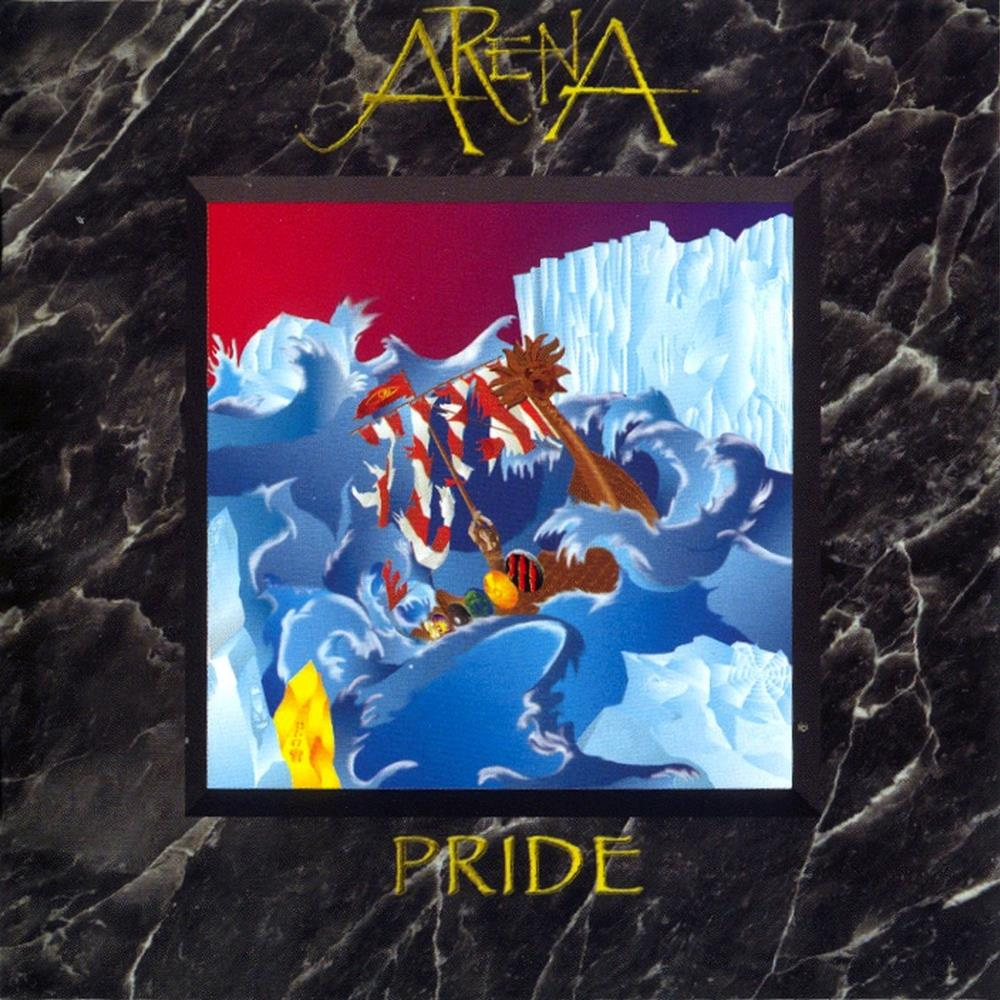 Pride by ARENA album cover