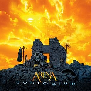 Contagium by ARENA album cover