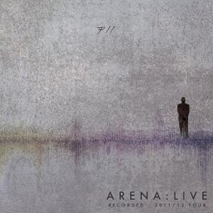 Arena: Live recorded 2011/12 tour by ARENA album cover