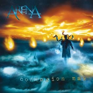 Contagion Max by ARENA album cover