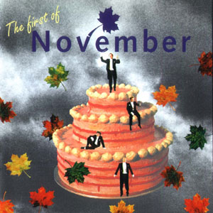 November The First Of November album cover