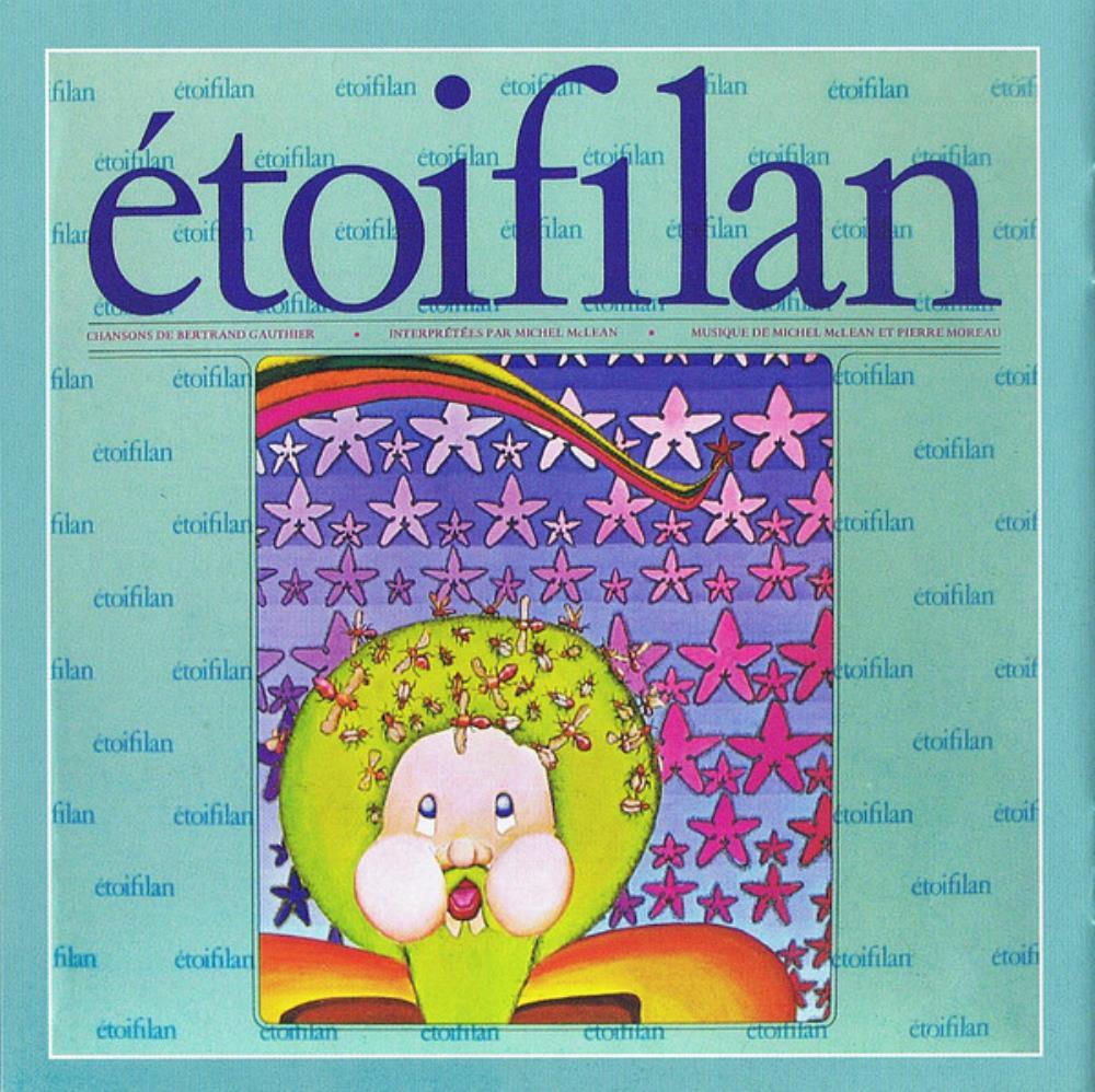Étoifilan by ENGOULEVENT, L' album cover