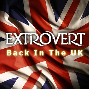 Extrovert Back In The UK (Tribute to classic of rock) album cover