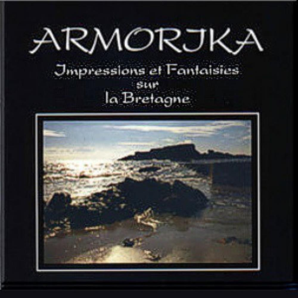 Peter Frohmader Armorika album cover