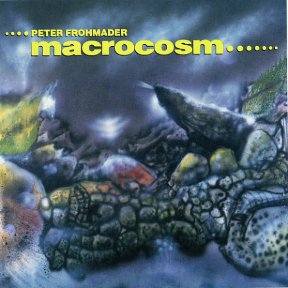 Peter Frohmader Macrocosm album cover