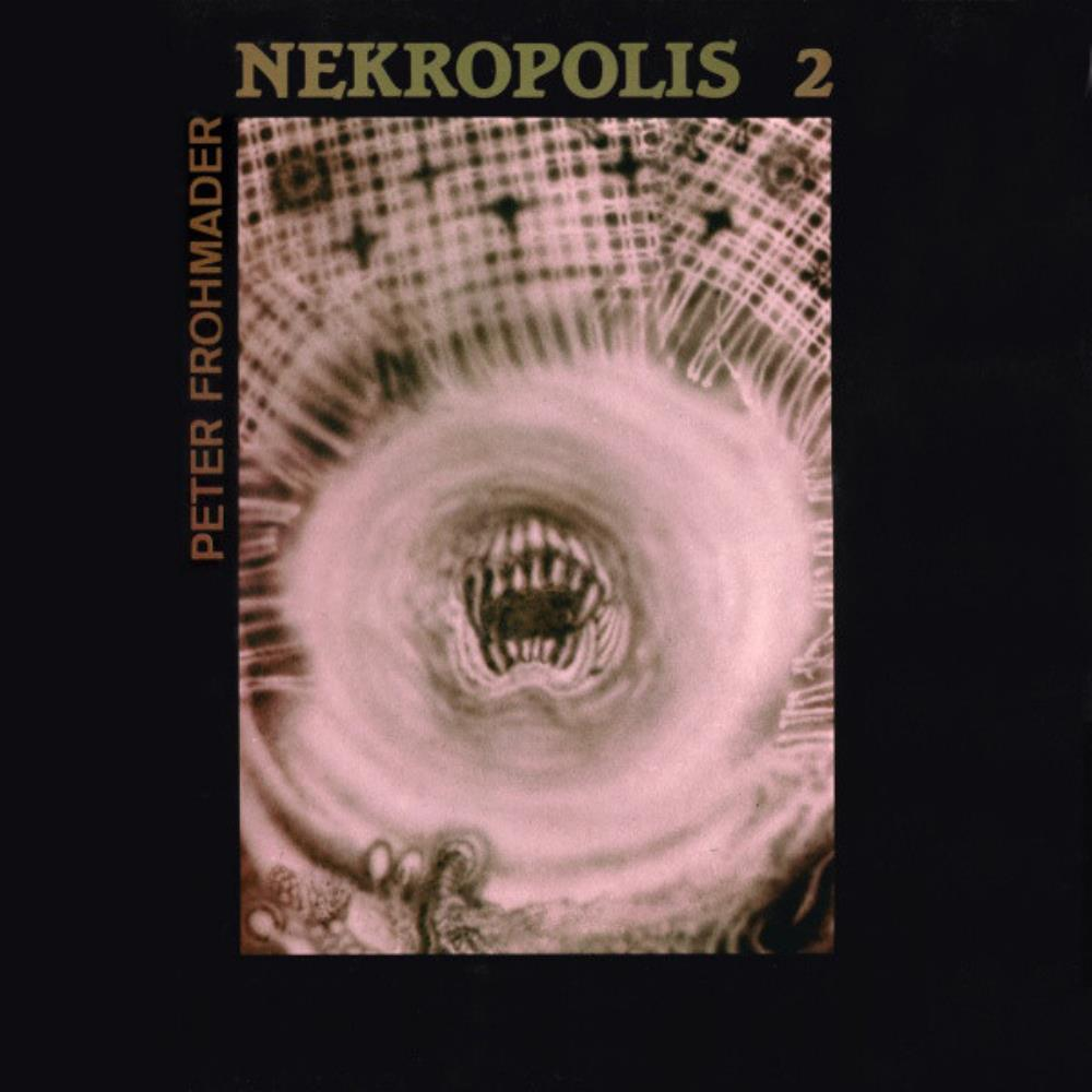 Peter Frohmader - Nekropolis: 2 CD (album) cover