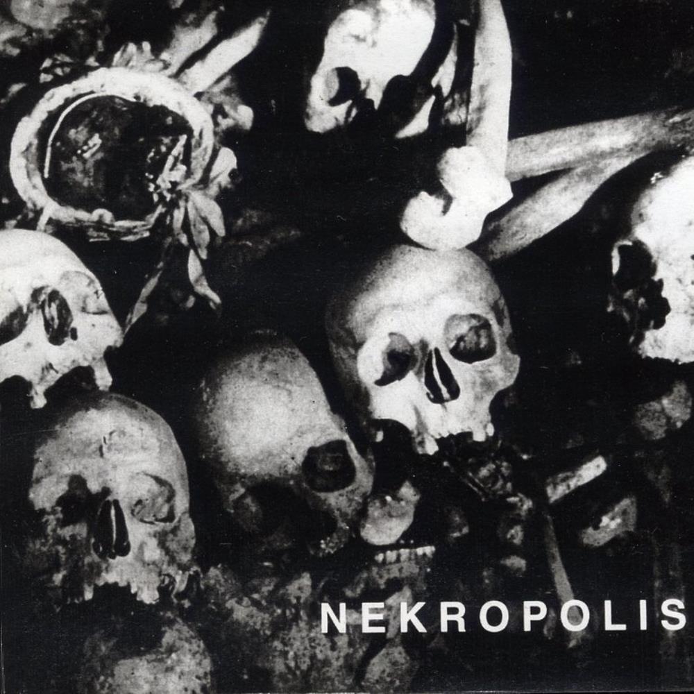 Nekropolis: Musik Aus Dem Schattenreich by FROHMADER, PETER album cover
