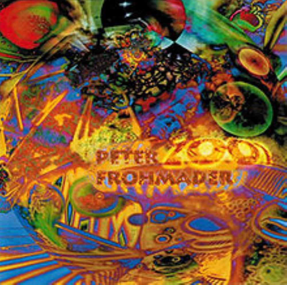 Peter Frohmader 2001 album cover