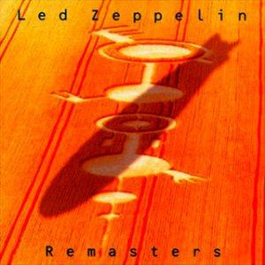 Led Zeppelin Remasters album cover