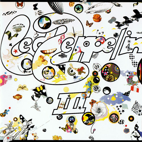 Led Zeppelin Led Zeppelin III album cover