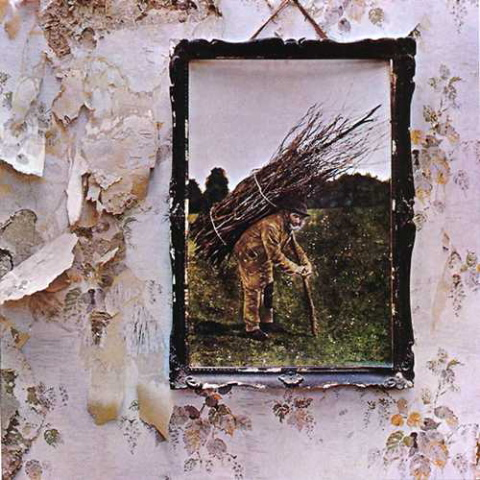 Led Zeppelin - Led Zeppelin IV CD (album) cover