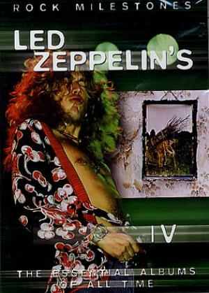 Led Zeppelin - Rock Milestones Led Zeppelin's IV CD (album) cover