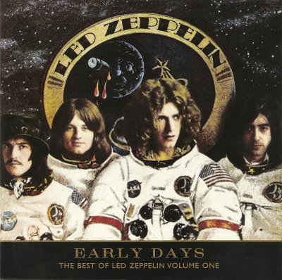 Led Zeppelin - Early Days: The Best of Led Zeppelin Volume One CD (album) cover