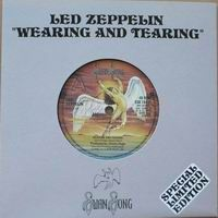 Wearing And Tearing by LED ZEPPELIN album cover